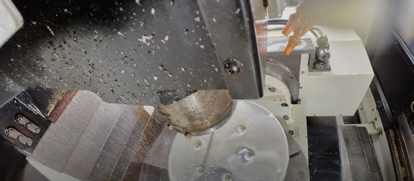 Tool Machining